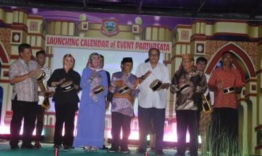 Pemkab Gorontalo Launching Calender Of Event Pariwisata 2019