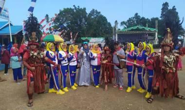 Tim Goyang  KAKA ENDA Desa Bulawan  Satu Tampil  Maksimal