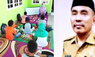 Meity Adam, S.Pd Salah Satu Sosok Teladan di SDN 8 Kwandang Gorontalo Utara