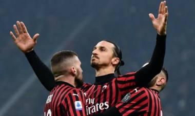 AC Milan Taklukkan Sampdoria