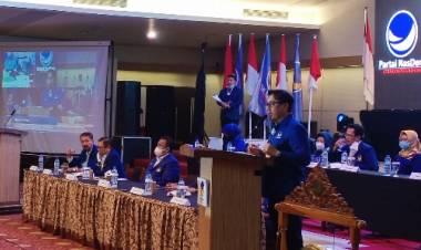 Hamim: Partai Nasdem Siap Jadi Nomor 1 di Jazirah Gorontalo