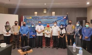 Rakor BNN Bonbol, Bentuk Pauwo dan Huntu Selatan Pilot Project Wilayah Bersinar