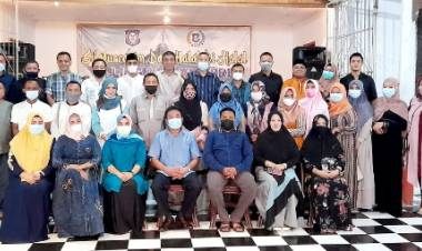 Masuki Bulan Ramadhan, Deprov Gorontalo Gelar Halal bI Halal