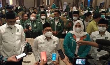 Lantik Pengurus DPC PKB se Gorontalo, Gus Ami: Siap Menangkan Pemilu 2024