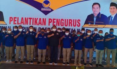 Roman Gaungkan Sapurata, 7 Kursi Dekab, 3 Deprov, 2 DPR RI, Rebut Bupati