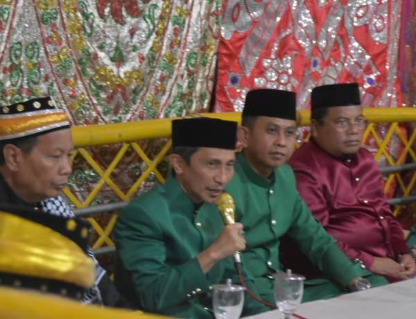 Bupati Hadiri Peringatan Maulid Nabi SAW Di Masjid Agung Baiturahman