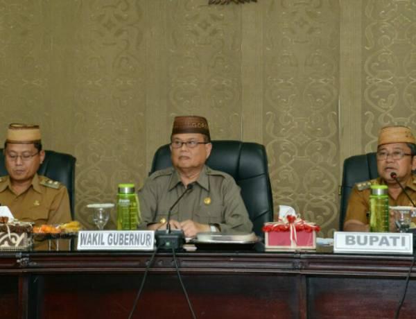 Wagub Idris Rahim : Kucurkan 150 Milyar Untuk Rakyat Gorontalo Utara