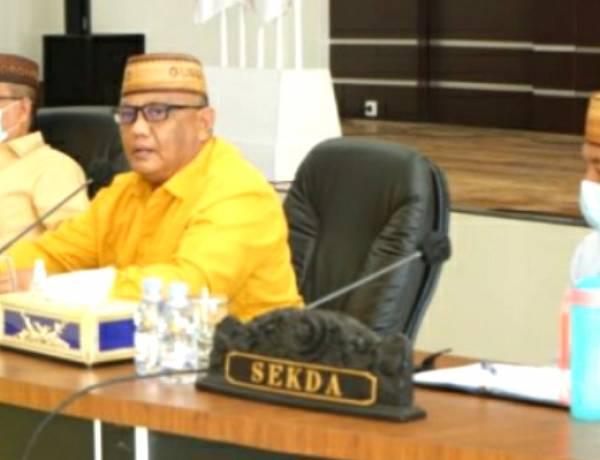 Gubernur Gorontalo Terus Ingatkan Para Kepala OPD